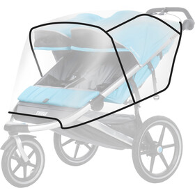 Thule Urban Glide 2 seater transparent